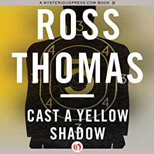 Cast a Yellow Shadow Audiobook