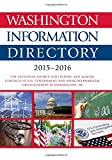 img - for CQ PRESS: WASHINGTON INFORMATION DIRECTORY; 2015-2016 book / textbook / text book