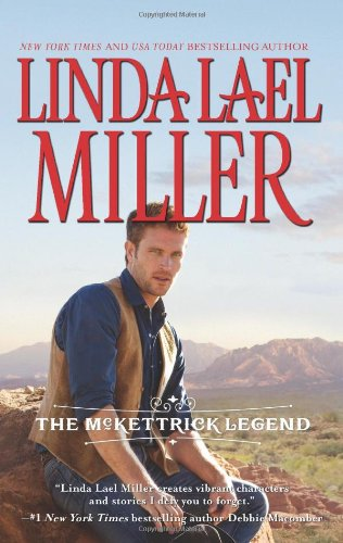 book cover of The McKettrick Legend