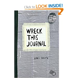 Wreck This Journal (Duct Tape) Expanded Ed. [Paperback]