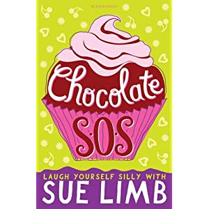 Chocolate SOS: A Jess Jordon Story (Jess Jordan)