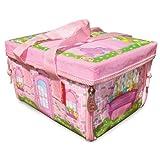 Neat Oh ZipBin Princess Mini Mansion Playset, Multi Color