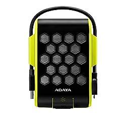 ADATA HD720 1TB USB External Hard Drive (Green)