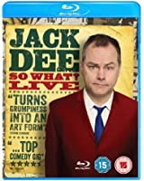 Jack Dee: So What? Live [Blu-ray]