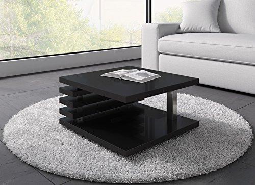 Couchtisch hochglanz schwarz com forafrica for Couchtisch 100 x 60