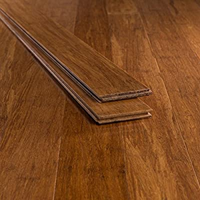 Bamboo Flooring Carbonized Strand