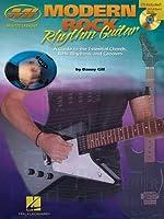 Musicians Institute Modern Rock Rhythm Guitar Gtr Book/Cd (Musicians Institute Private Lessons)