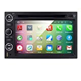 Android 5.1 OS Quad Core In Dash 2Din Car DVD Player 7inch 1024600 Touchscreen GPS Navigation Radio Receiver for Ford F150/F350/Mustang/Edge/Explorer Support 3G/Wifi/SWC/Digital TV/DVR/OBD2/DAB+