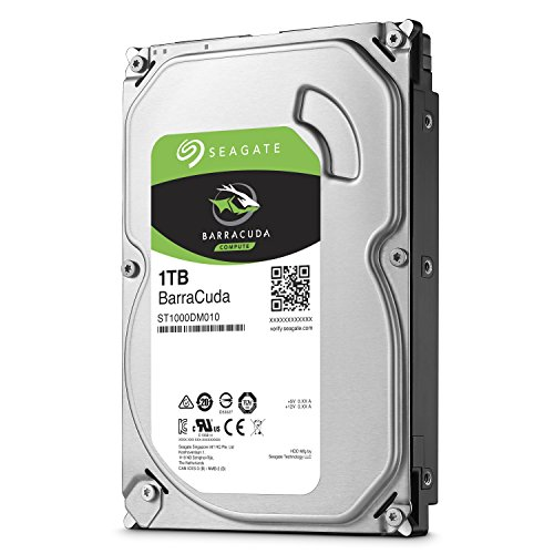 Seagate Desktop Barracuda 7200 1TB HDD 7200rpm SAT