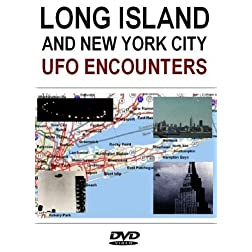 Long Island and New York City UFO Encounters