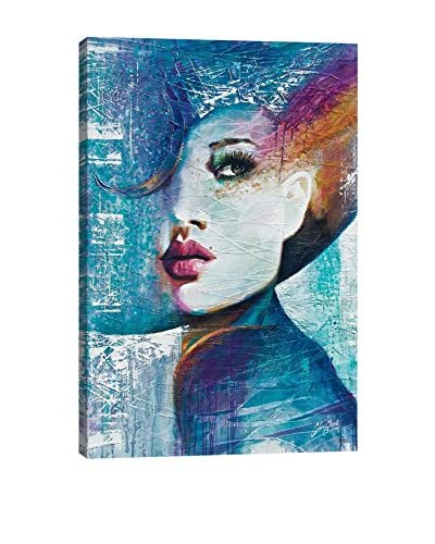 Colin Staples Angie Giclée on Canvas