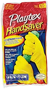 Playtex HandSaver Gloves: Medium, 1 Pair