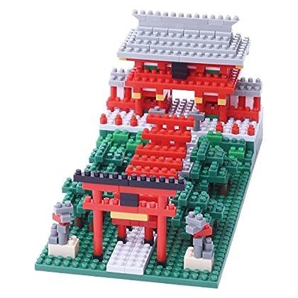 ナノブロック 稲荷神社 NBH_108
