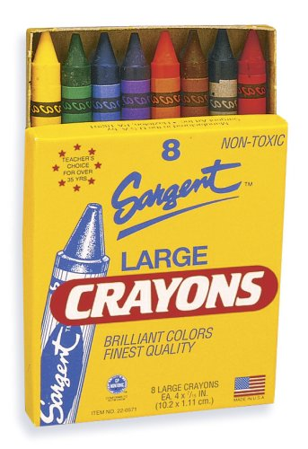 Large Box Of Crayons front-1021300