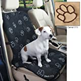 Cruising Companion Single Seat Cover for Pets, Camel