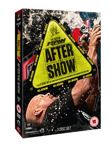 WWE: Best Of Raw - After The Show [DVD]