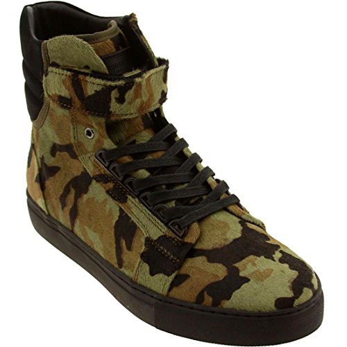 Android Homme Men's Propulsion High 1.5 (green camo)-9.0