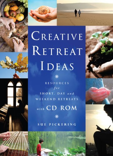 CREATIVE-RETREAT-IDEAS-RESOURCES-FOR-SHORT-DAY-AND-WEEKEND-By-Sue-Pickering-VG