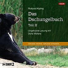 Das Dschungelbuch 2 Hörbuch von Rudyard Kipling Gesprochen von: Doris Wolters