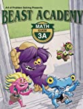 Art of Problem Solving Beast Academy 3A and 3B and 3C and 3D Guide and Practice 8-Book Set