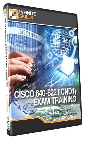 Learning Cisco 640-822 (ICND1) Exam Training - Training DVD