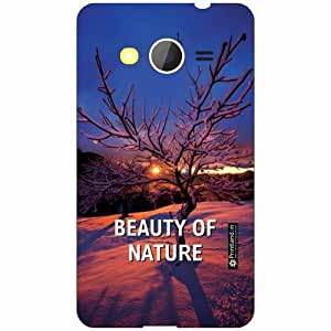 Printland Designer Back Cover for Samsung Galaxy Core 2 Case Cover