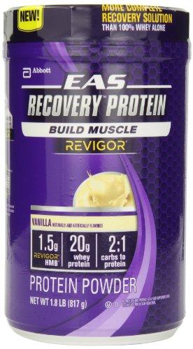 EAS  Recovery Protein Powder, Vanilla, 1.8 Pound
