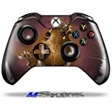 Comet Nucleus - Decal Style Skin Fits Microsoft XBOX One Wireless Controller - CONTROLLER NOT INCLUDED