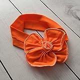 Banda ancha flashy naranja, colección Baby 'amour