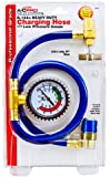A/C PRO GBM-4 R-134a Air Conditioning Pro Heavy Duty Charging Hose and Gauge
