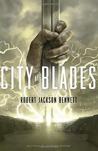 City of Blades (Divine Cities)