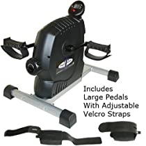 Mini Magne Trainer ER Exercise Bike With Large Pedals And Velcro Straps