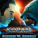 Koban, Book 1 Audiobook by Stephen W. Bennett Narrated by Patrick Freeman