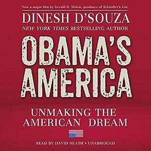 Obama's America Audiobook