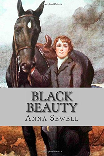 Anna Sewell - Black Beauty book cover