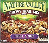 Nature Valley Chewy Trail Mix Fruit and Nut 48 Bars Per Pack 1.44kg