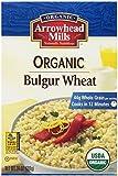 Arrowhead Mills Organic Bulgur Wheat, 24 Ounce (Pack of 12)