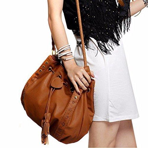 OVERMAL-Women-Leather-Messenger-Hobo-Bags-Handbag-Shoulder-Bag-Tote-Purse