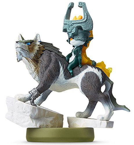 Buy Nintendo Amiibo Wolf Now!