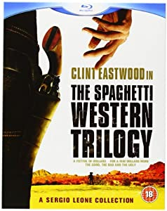 The Spaghetti Western Trilogy [Blu-ray] [1964]