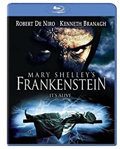 Mary Shelley's Frankenstein [Blu-ray] (Bilingual) [Import]