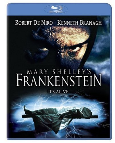 Cover art for  Mary Shelley's Frankenstein [Blu-ray]
