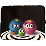 Fuzzy Family 7 Inch Tablet Ipad Mini Case Pouch Sleeve 6