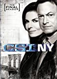 Csi: Ny - The Final Season [DVD] [Region 1] [US Import] [NTSC]