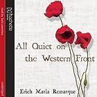 All Quiet on the Western Front Hörbuch von Erich Maria Remarque Gesprochen von: Tom Lawrence