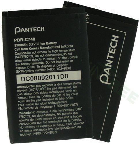 PANTECH Breeze II P2000 Battery PBR-46A 920mAh (Pantech Breeze P2000 compare prices)