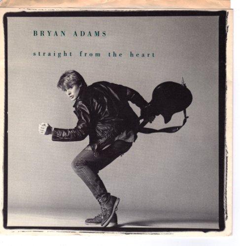 Bryan Adams - Straight From The Heart - Zortam Music