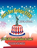img - for Jake's Best Birthday EVER! *  El MEJOR cumplea os de Jake! book / textbook / text book