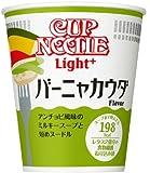 日清食品 カップヌードル ライトプラス バーニャカウダ 12個セット