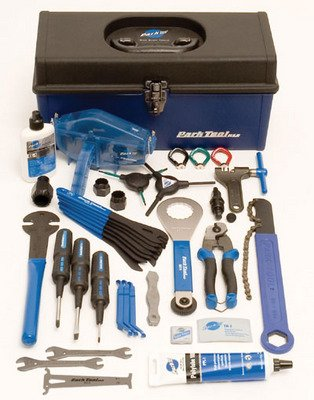 PARK TOOL AK-37 Advanced Mech. Tool Kit